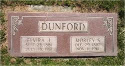 Elvira <i>Jones</i> Dunford