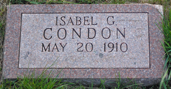 Isabel Mae <i>Grindle</i> Condon