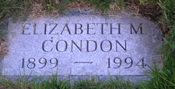 Elizabth M Condon