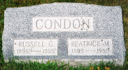 Beatrice M <i>Roberts</i> Condon
