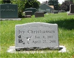 Ivy <i>Birkinshaw Pettit</i> Christiansen
