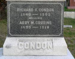 Abby M <i>Cousins</i> Condon