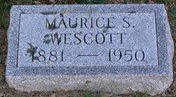 Maurice S <i>Condon</i> Wescott