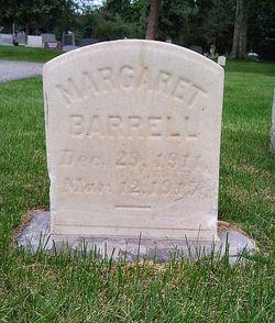 Margaret Barrell