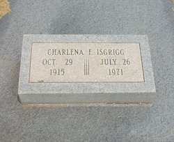 Charlena F. Isgrigg