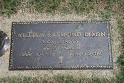 William Raymon Dixon