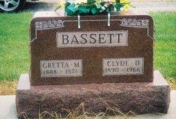 Clyde Daniel Bassett
