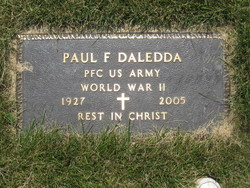 Paul F Daledda