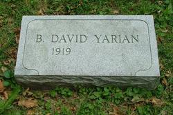Burton David Yarian, Jr