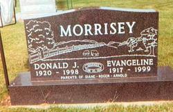 Donald J Morrisey