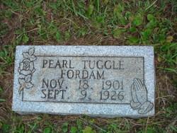 Pearl <i>Tuggle</i> Fordham