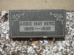Addie May Berg
