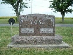 Roxie E. <i>Wilson</i> Yoss