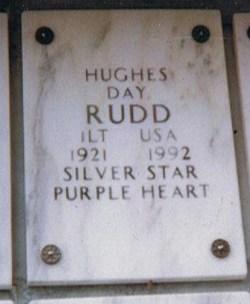 Hughes Rudd