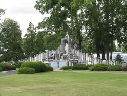 Saint John's Pioneer Cemetery
