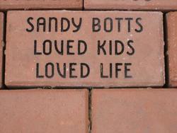 Sandra Kay Botts