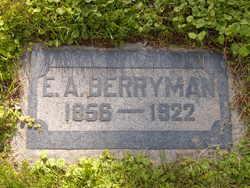 Eliza Ann <i>Hawkins</i> Berryman