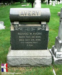 Richard W. Avery