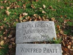 Lucia <i>Torrey</i> Armstrong