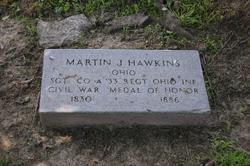 Martin J. Hawkins