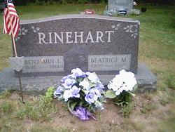 Benjamin I. Rinehart