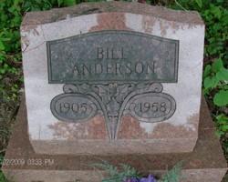 Daniel Will Bill Anderson