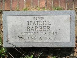 Beatrice Barber