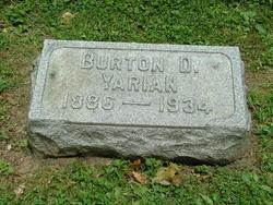 Burton David Yarian