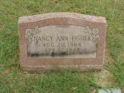 Nancy Ann <i>Prince</i> Fisher
