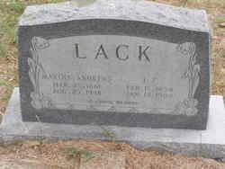 Martha Ann Lack