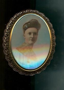 Elizabeth Antoinette <i>Wright</i> Garrison