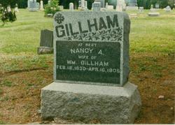 Nancy A <i>Pittman</i> Gillham
