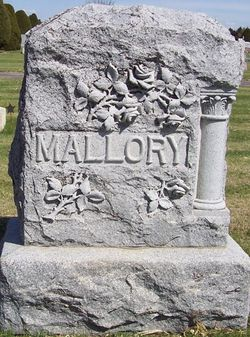 Daisy Gertrude <i>Elifritz</i> Mallory