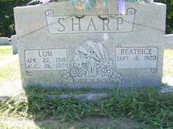 Beatrice <i>Martin</i> Sharp