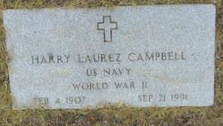 Harry Laurez Campbell