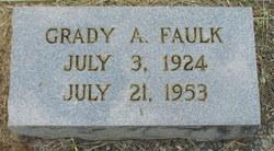 Grady A Faulk
