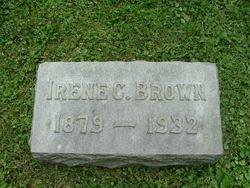 Irene <i>Collings</i> Brown