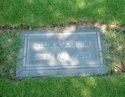 Edlin A Johnson