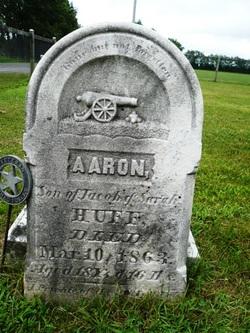 Aaron Huff
