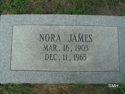 Nora <i>Thompson</i> James