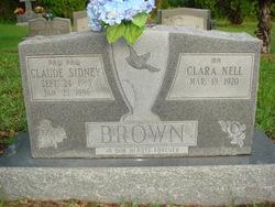 Clara Nell <i>Watson</i> Brown