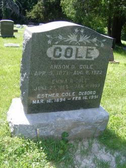 Esther <i>Cole</i> Debord