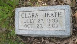 Madgie Clara Heath