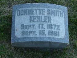 Donnette <i>Smith</i> Kesler