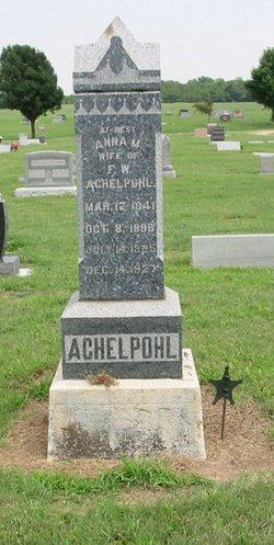 F. W. Achelpohl