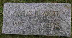 Agnes H. White