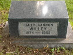 Emily Hoagland <i>Cannon</i> Willey
