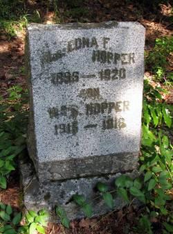 Edna F <i>Speaker</i> Hopper