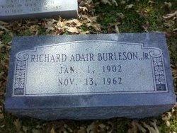 Richard Adair Burleson, Jr