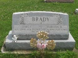 Dorothy Beatrice <i>Breighner</i> Brady